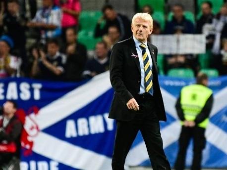 Nach verpasster WM-Qualifikation: Strachan in Schottland entlassen