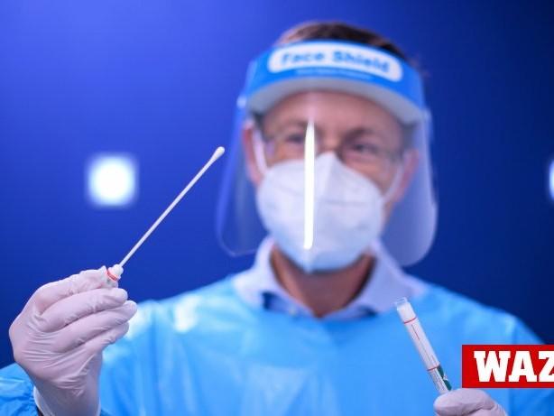 Coronavirus: Bochum: Sieben-Tage-Inzidenz steigt auf über 100