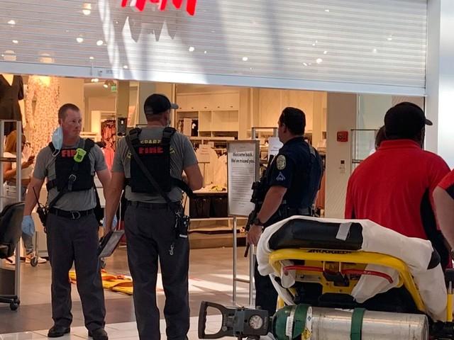Schüsse in den USA: Achtjähriger Junge in Einkaufszentrum erschossen