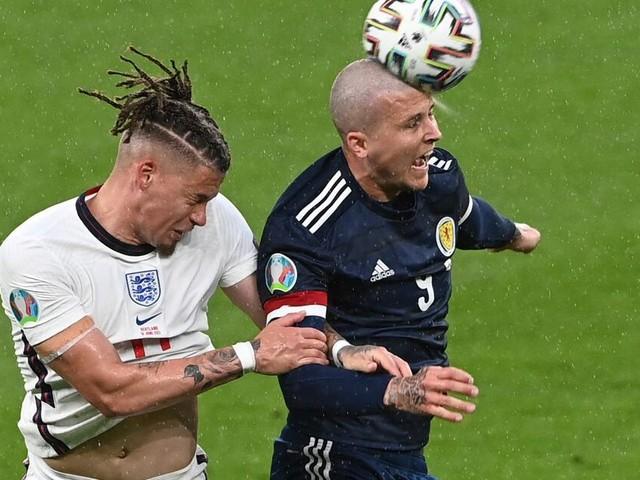 Wütende Angriffe der Engländer - ihnen droht gegen Schottland eine Blamage