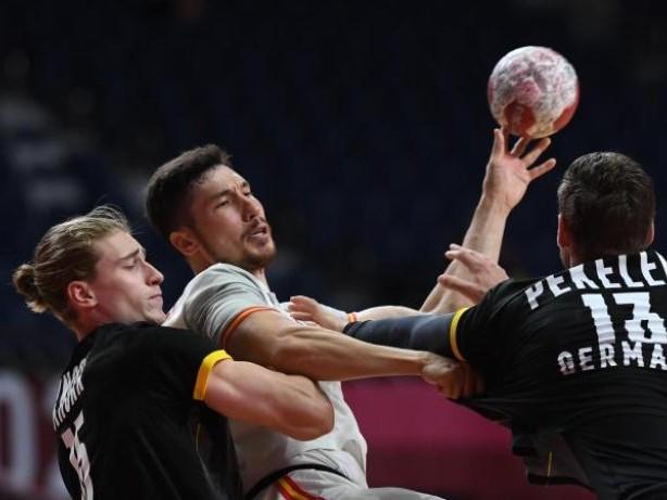 Olympische Spiele: Deutsche Handballer verlieren Auftakt gegen Spanien
