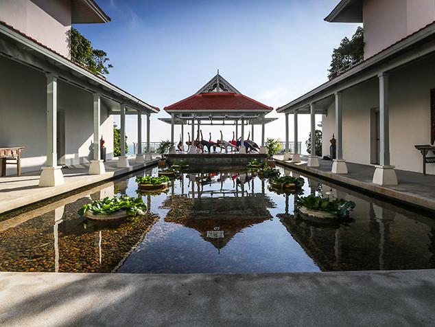 Kommentar zu Asiens ganze Pracht – Amatara Wellness Resort auf Phuket von Angelika