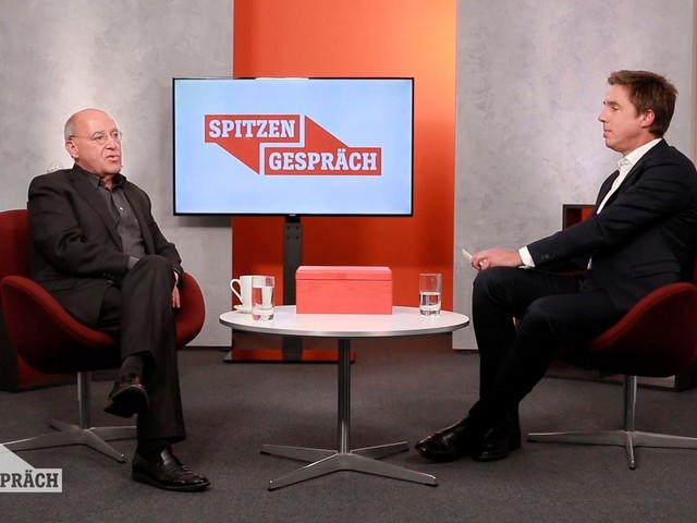 Gregor Gysi über Rot-Rot-Grün: »SPD und Grüne haben uns gegenüber Hemmungen«