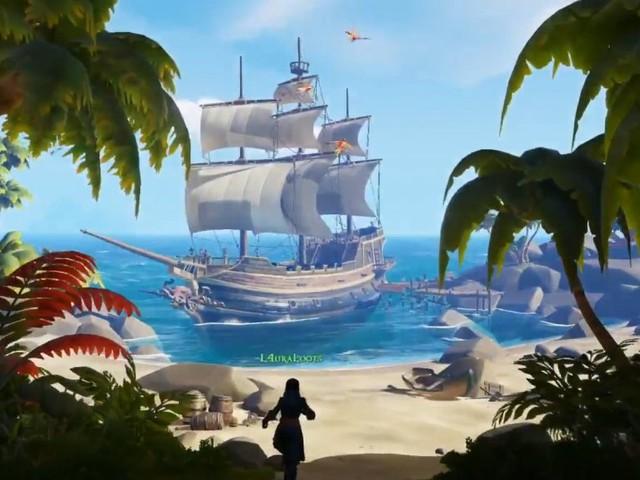 Sea of Thieves: Halloween-Update bringt neue Skelette und das Fort of the Damned