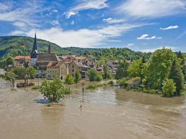 Flutkatastrophe in Deutschland: Hälfte sieht Zusammenhang mit Klimawandel