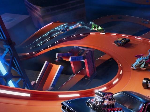Hot Wheels Unleashed: Weitere Spielszenen aus der Pre-Alpha entführen in luftige Höhen