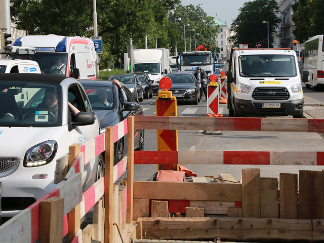 Baustellen gefährden Rettungseinsätze