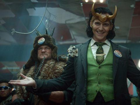 Disney+ - Marvels Gott des Schabernacks: Loki geht in Serie