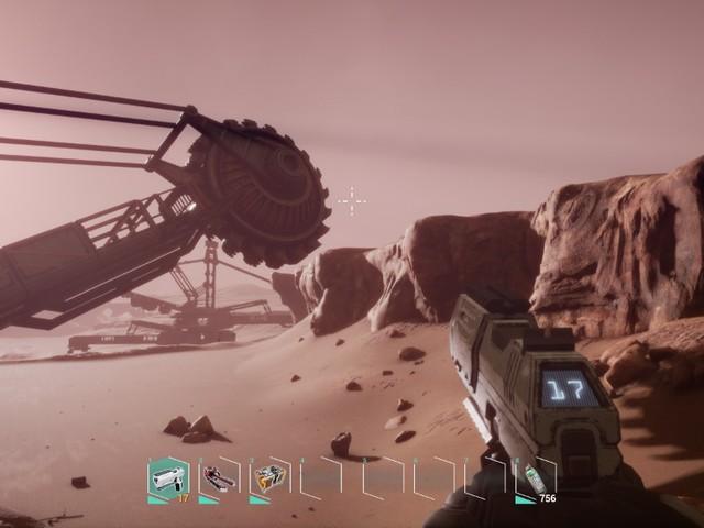 Memories of Mars: Überlebenskampf auf dem Roten Planeten von Limbic Entertainment
