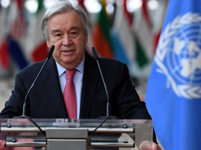 """UNO-Generalsekretär: """"Müssen Dialog mit Taliban führen"""""""