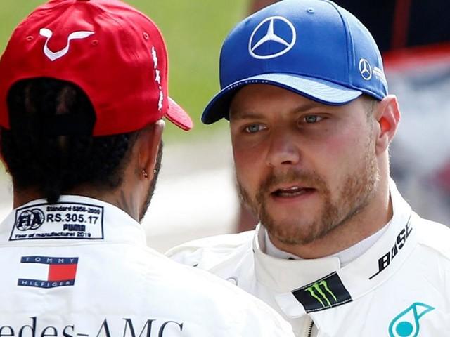 """Formel-1-Star Bottas: """"Glamour? Könnte mir nicht egaler sein"""""""