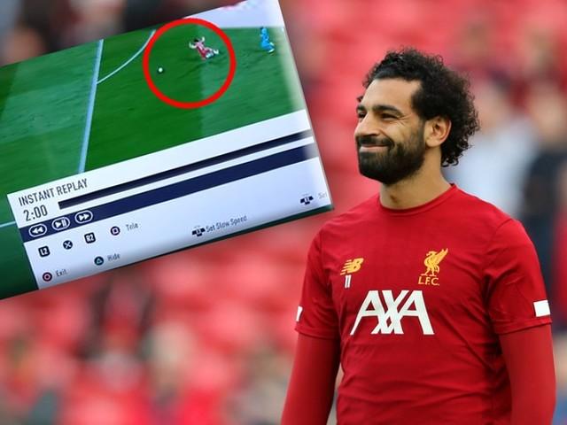 Ist es ein Vogel? Ist es ein Flugzeug? Nein, es ist Mo Salah in der Demo von FIFA 20!