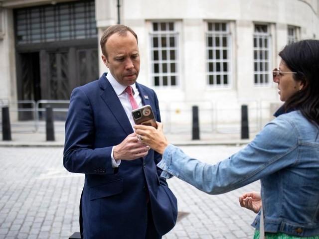 Englischer Sexskandal: Minister hat eine Affäre mit Lobbyistin