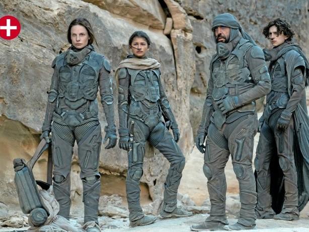 """Neu im Kino: """"Dune"""" ist Kassenknüllerkino mit epischem Atem"""