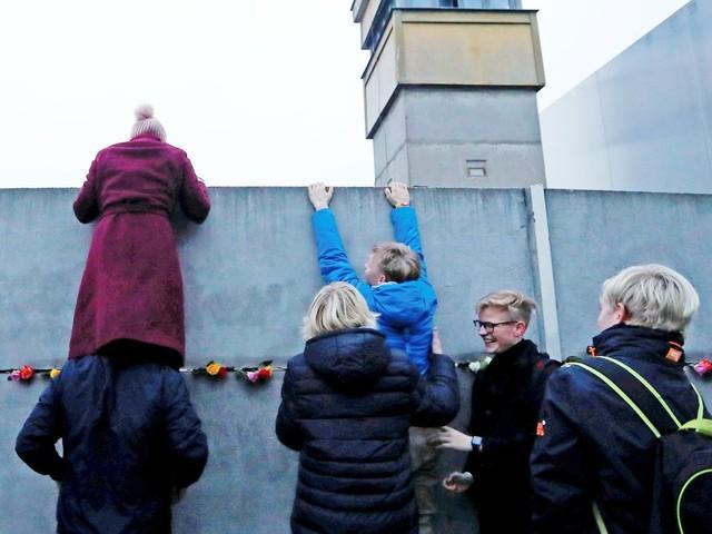 Grenzen: Wir brauchen keine Mauern mehr
