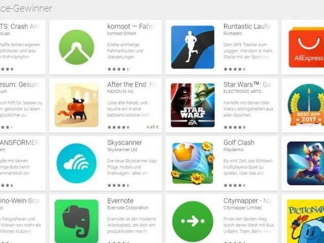 Android-Excellence-Gewinner: Google empfiehlt diese Apps