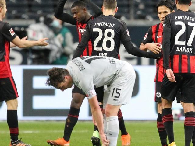 1:2 gegen Frankfurt: Leverkusen brachte das neue Jahr kein Glück