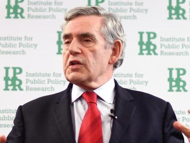 Weltgesundheitsorganisation: Britischer Ex-Premier Brown wird WHO-Botschafter
