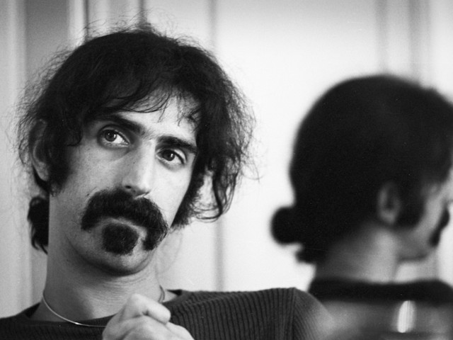 Frank Zappa feiert Live-Comeback als Hologramm