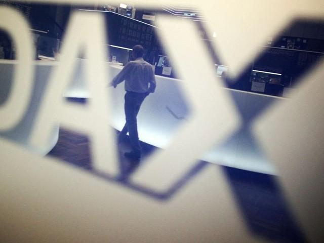 """Dax gibt am """"großen Verfallstag"""" Gewinne ab"""