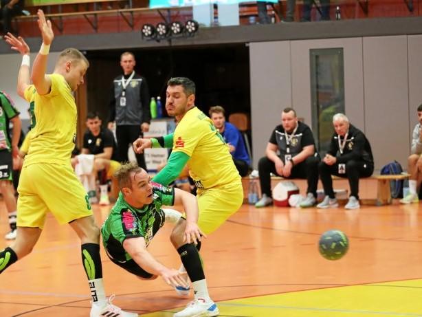 Handball: HTV unterliegt im Nachbarschaftsduell