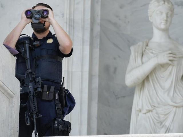 Demo vor Kapitol: US-Nationalgarde in Alarmbereitschaft