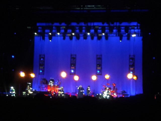 Review: Toto in der Porsche Arena