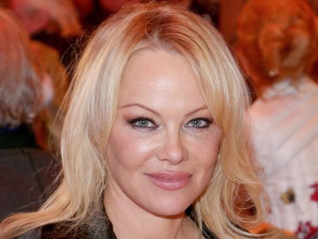 Pamela Anderson: Erstes Foto nach der Hochzeit
