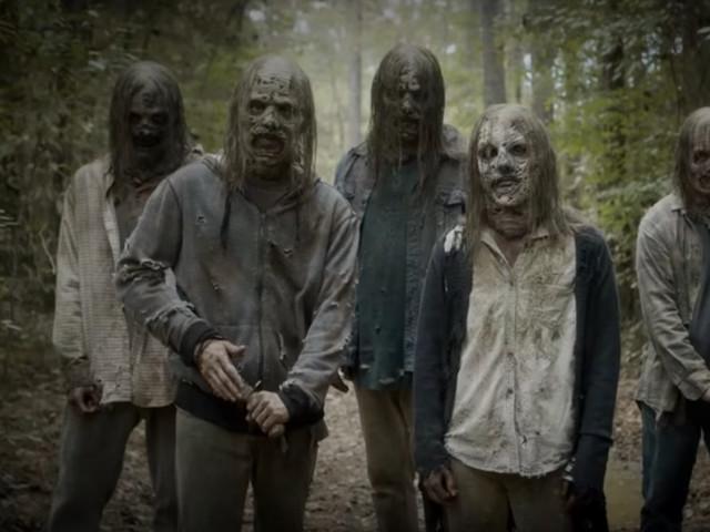 """""""The Walking Dead"""": Neuer Trailer zeigt noch mehr Whisperer"""