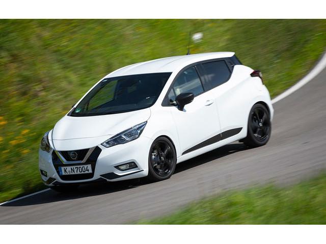 Nissan Micra DIG-T 117: Gestärkter Kleinwagen im Test
