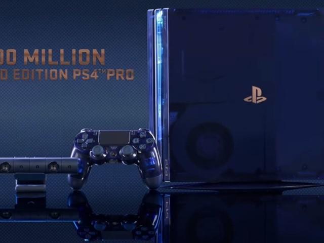 PlayStation 4: Sony stellt durchsichtige Jubiläums-Konsole vor