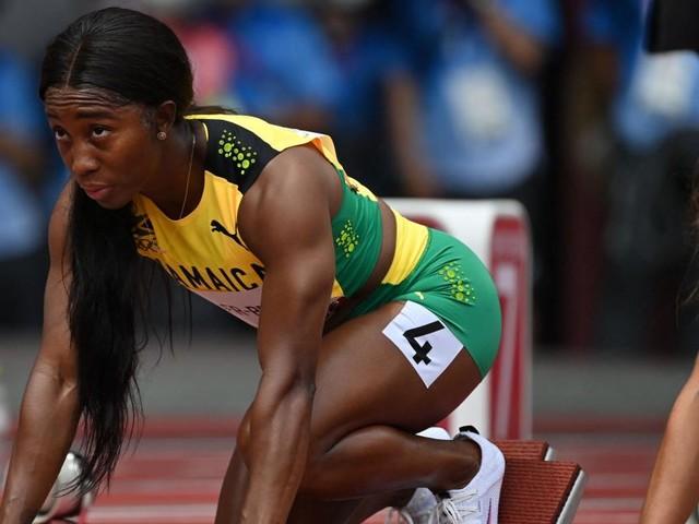Olympia-Finale über 100 Meter: Duell mit der schnellsten Mama der Welt