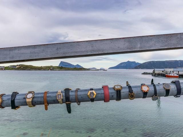 Eine Insel in Norwegen möchte die Uhrzeit gleich ganz abschaffen
