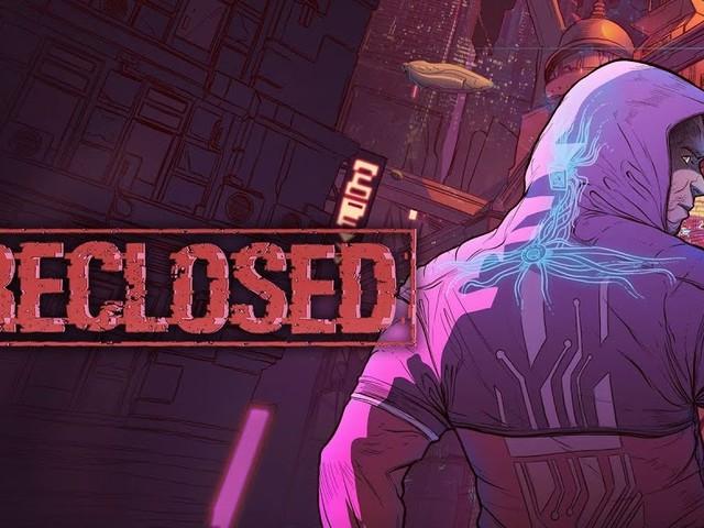 Foreclosed: Feuer frei für die Cyberpunk-Action im Comic-Stil