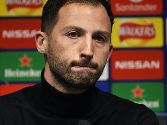 "Trotz 0:7-Debakel: Domenico Tedesco denkt ""keine Sekunde"" an Rücktritt"