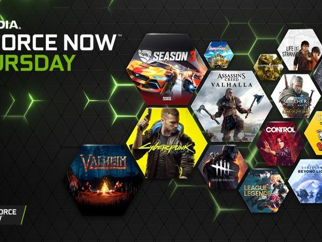 GeForce Now: GFN-Spielebibliothek umfasst mehr als 1.000 Spiele