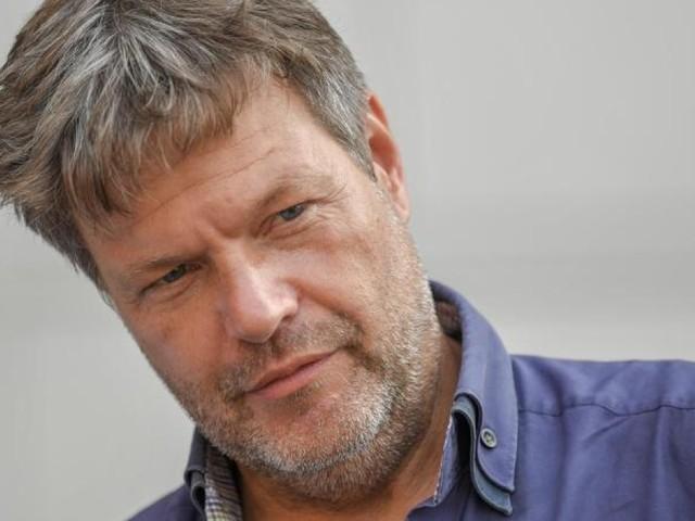 Morddrohung gegen Grünen-Chef Habeck im Thüringer Wahlkampf
