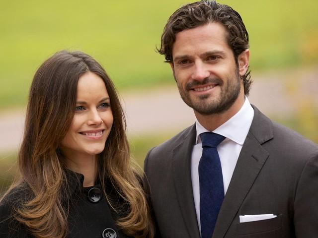 Royals: Carl Philip und Sofia von Schweden teilen erstes Familienfoto zu fünft