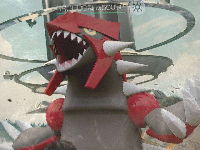 Pokémon GO: Groudon erscheint ab sofort in Raid-Kämpfen