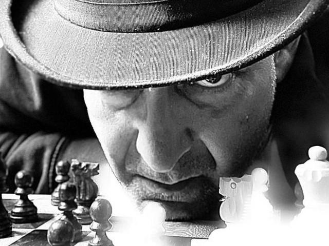 Autor Michael Stavarič über seine Leidenschaft Schach