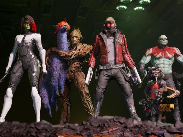 """""""Guardians of the Galaxy""""-Spiel angekündigt – doch zwei Dinge machen skeptisch"""