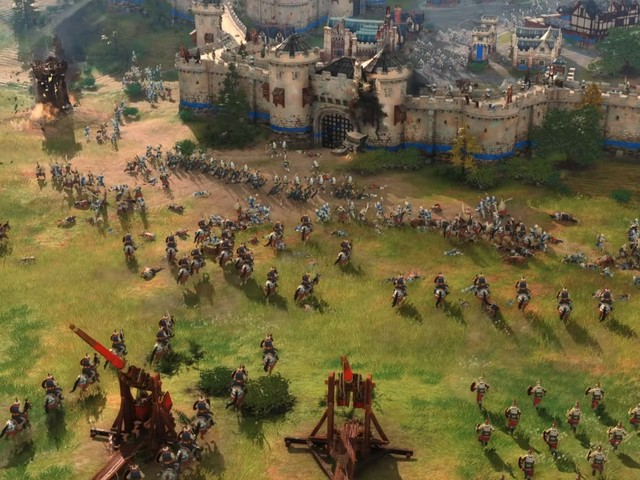 Age of Empires 4: Microsoft zeigt Seeschlachten und Kamelreiter