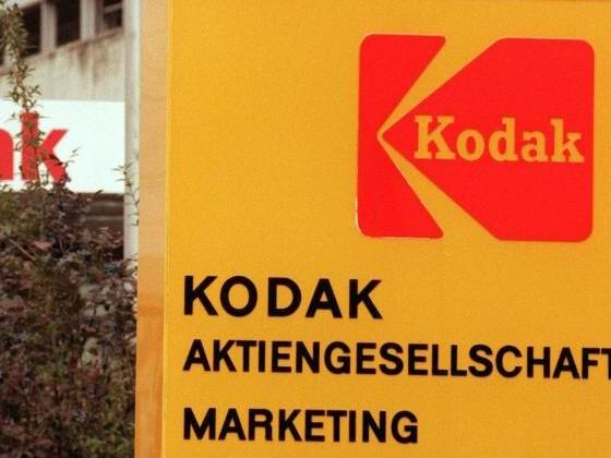 Kodak lässt Aktienkurs mit eigener Kryptowährung abheben