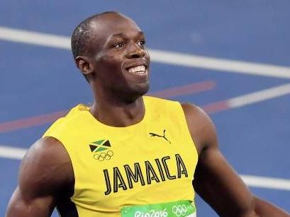 Usain Bolt zeigt sein Baby: So heißt die Kleine