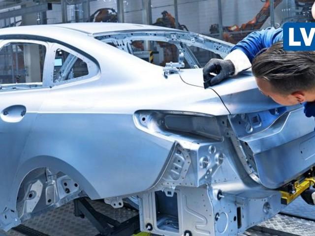 Bei BMW in Leipzig läuft kein Auto mehr vom Band