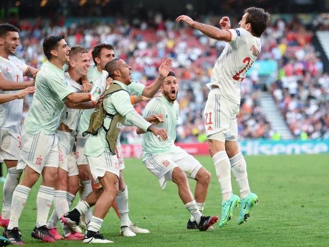 Sieg in der Verlängerung: Nach Achtelfinal-Krimi: Spanien wirft Kroatien bei EM raus