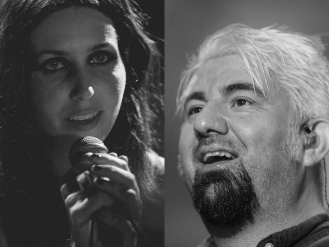 """Chino Moreno und Chelsea Wolfe singen neuen Saudade-Track """"Shadows & Light"""""""