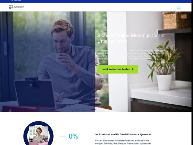 OmniJoin Webkonferenz & Videokonferenz | Brother