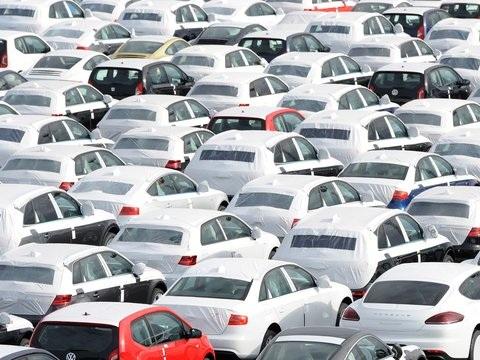 Volkswagen-Kernmarke VW weiter mit Verkaufsrückgang