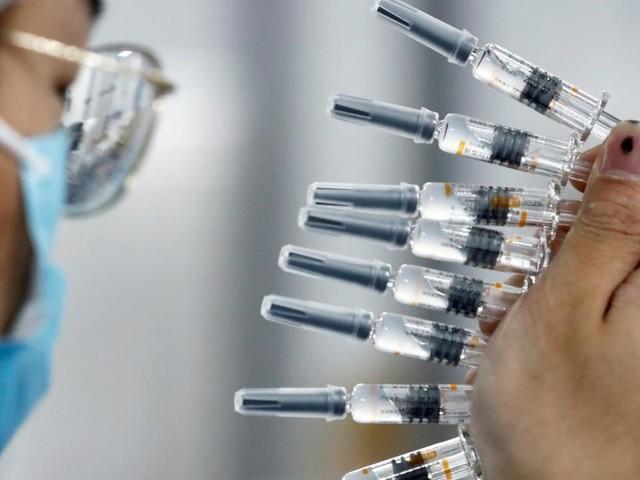 Studie: China-Impfstoff schützt gegen brasilianische Mutation
